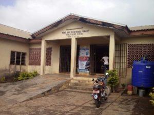 Akama Model Health Centre