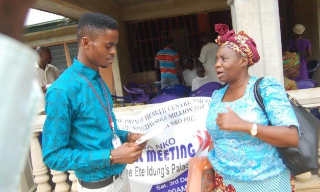 #RehabilitateAfiaNsit – Tracking N10.5 Million for the Rehabilitation of a PHC in Afia Nsit Urua Nko, Akwa Ibom State
