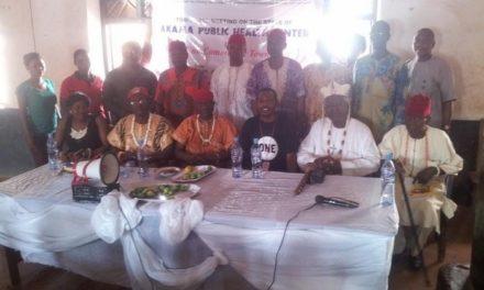 #UpgradeAkama – Tracking $1.5 million for Improving PHCs in Enugu State