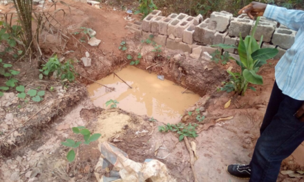 #WaterUmuduruAnyanwu – Tracking N10 million for the construction of a borehole at Umuduru Anyanwu Dim Na Nume Isu, Imo State