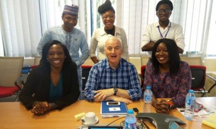 BREAKING: Follow The Money Team meets World Bank's Saving One Million Lives Program Lead
