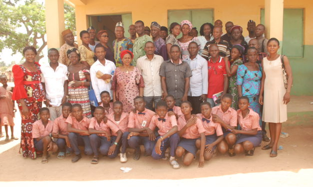 #EducateIkpayongo: Advocating for the Provision of Classrooms and Writing Materials to Children in Rural Benue State