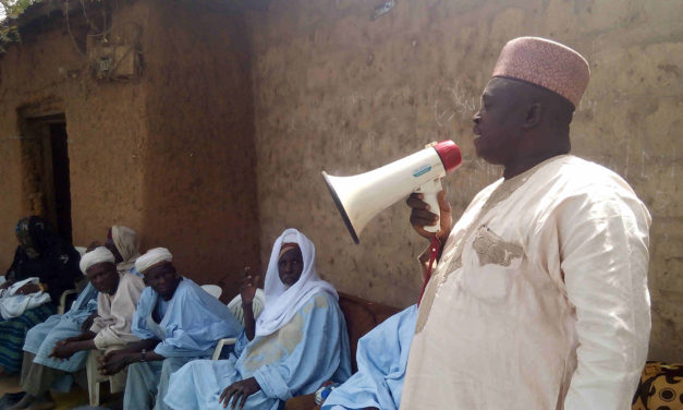 #ConstructBirninTudu – Tracking N20 Million for the Construction of Primary health Care Center at Birnin Tudu of Augie Local Government Area, Kebbi State.