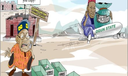 Ogun State is Denying the Teeming Children a Right to Basic Education
