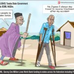 SHOCKING: Taraba State Government Pockets Saving One Million Lives Project Money