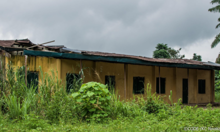 #BuildMgbele:Tracking NDDC Funding for Perimeter Fencing, Landscaping and Generator at Mgbele Health Centre, Oguta LGA in Imo State