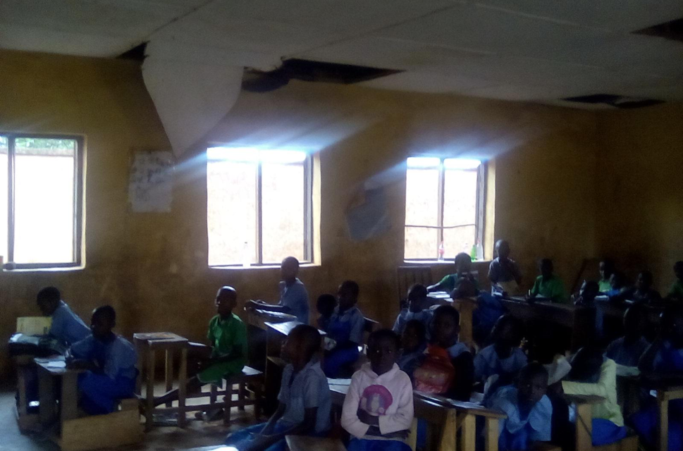 #EducateOgbomoide – Tracking the Construction of Block of Classrooms at Ogbomoide Primary School