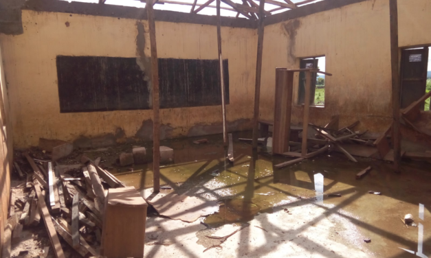 #EducateNisama- Tracking NGN 38 Million for the Construction and Rehabilitation of Nisama Primary School