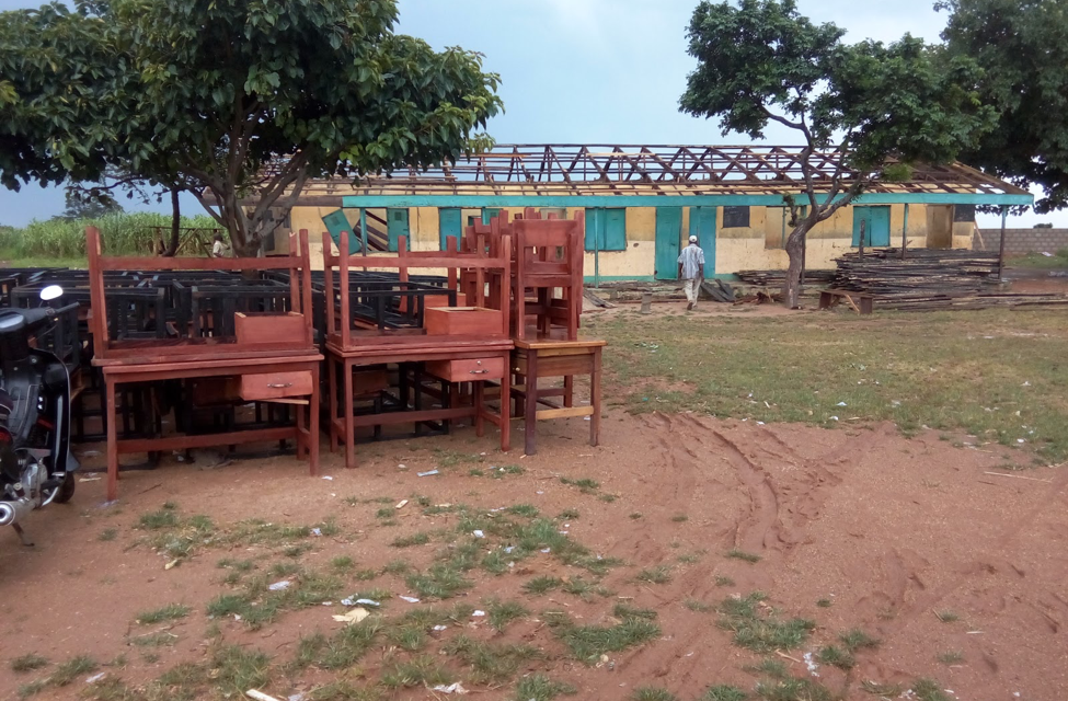 #RefurbishTabanSani – Tracking NGN 30.39 Million for the Construction and Rehabilitation of Existing Facilities at Taban Sani Primary School