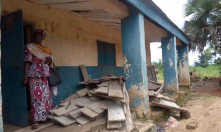 #RevampFadanKamatan- Tracking NGN 35 Million for the Construction and Rehabilitation of Existing Facilities at Fadan Kamatan Primary School