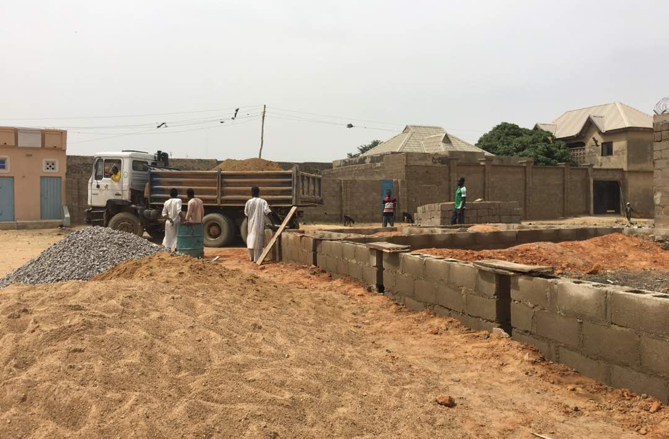 #ConstructFarawa – Tracking the Construction of Primary Health Care Center in Farawa, Kumbotso LGA