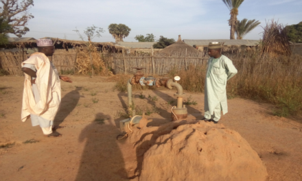 #RehabilitateYadakwari – Tracking the Rehabilitation of Mechanized Borehole in Yadakwari, Garun Malam LGA