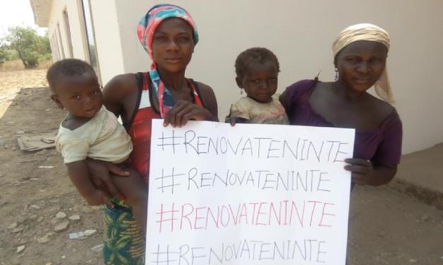 #RenovateNinte – Tracking the Rehabilitation of a PHC at Ninte, Jema'a LGA, Kaduna State