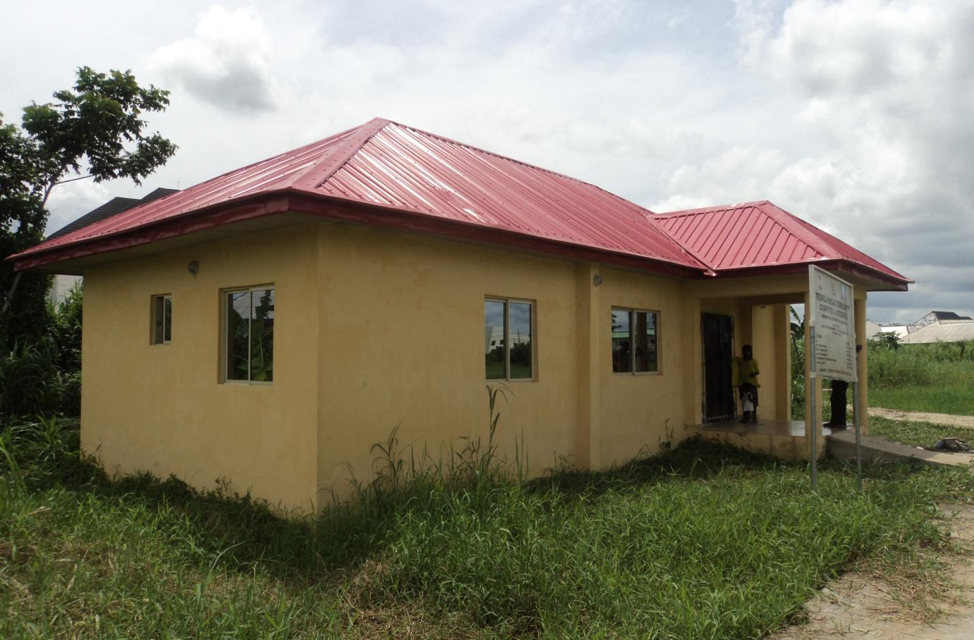 #RevampToru-Orua – Construction of Six Classroom Block (Comprising Six Classroom, ICT hall, Library, Toilets and Offices), in BJSS Toru-Orua, Sagbama LGA