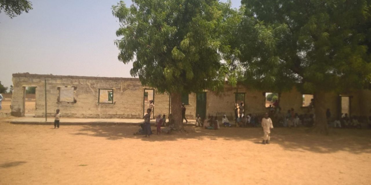 #ConstructTurawa – Tracking the Completion of a Block of Classrooms at Turawa P/S, Karaye LGA