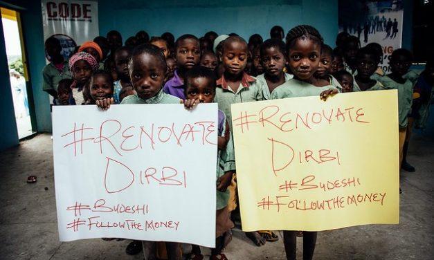 #RenovateDirbi: Tracking the Renovation of a Block of 2 Classroom at Dirbi, Bogoro LGA in Bauchi
