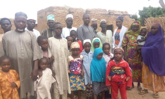 #ConstructJataka: Tracking Construction of Primary healthcare center at Jataka Tofa  Local Government Area, Kano State