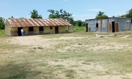 #ConstructZamadede: Construction And Furnishing Of 1 Block Of 3 Classroom At  LGED Primary School, Zamadede,Langtang-North,Plateau State