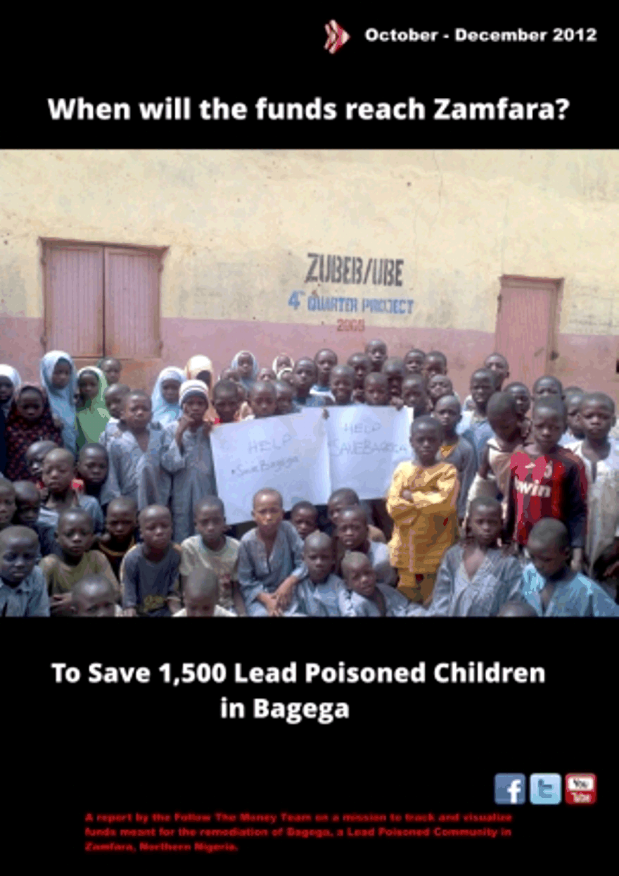 "Download ""When will the funds reach Zamfara to Save 1,500 children in Bagega"" in PDF"