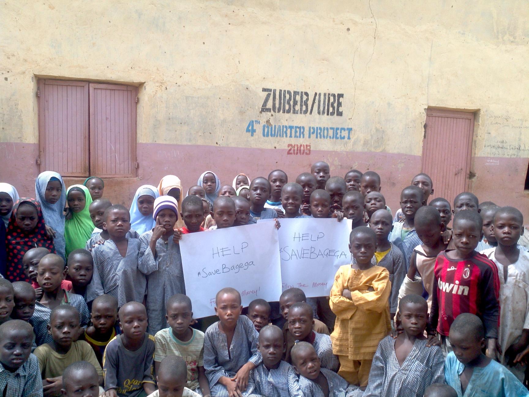 How we Tracked 837.3 million NGN to #SaveBagega in Zamfara State