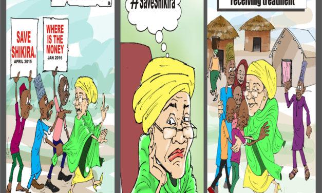 How Communities Stood Up to #SaveShikira