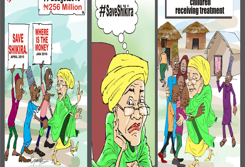 How Communities Stood Up to #SaveShikira