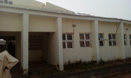 #EquipKantudu – Tracking NGN 137 Million to Equip the Health Center at Kantudu