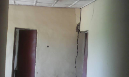 #RenovateJessu: Tracking NGN 9,858,800.49 for the Renovation of Jessu Primary Healthcare Centre