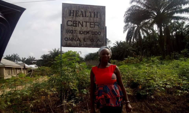 #BuildIkotIdeUdo – Tracking the Construction of a Mini Water Scheme at Ikot Idem Udo PHC, in Onna LGA