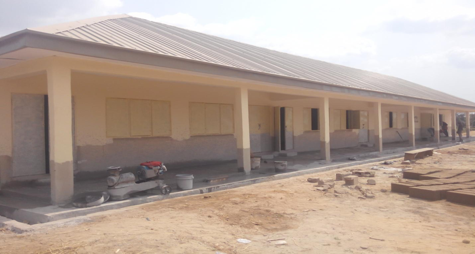 #UpgradeUgep – Tracking the Construction One Storey block of 6 Classrooms at Holy Cross Primary School, in Ugep