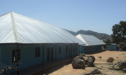 # ErectPankshin Construction of 1 No 2 Classroom Blocks at City of Refuge Pankshin in Pankshin/Kanke/Kanam Federal Constituency