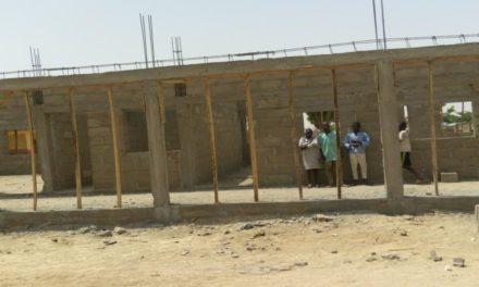 #ErectFurfuri – Construction of 3 Classrooms and Office with Veranda at Furfuri Model Primary School, Bungudu, Zamfara