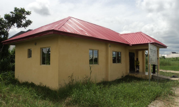 #RevampToru-Orua – Construction of Six Classroom Block (Comprising Six Classroom, ICT hall, Library, Toilets and Offices), in BJSS Toru-Orua, Sagbama LGA