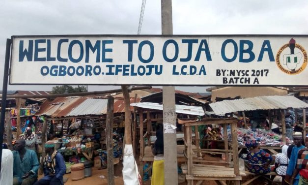 #RenovateOgbooro: Tracking the renovation of a comprehensive Health Centre at Ogboro, In Ogobro Ibadan Saki East Local Government area of Oyo state