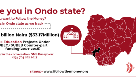 #RebuildOwo: Tracking the Construction, Renovation, Supplies of various Educational Infrastructure in Owo Local Government, Ondo State