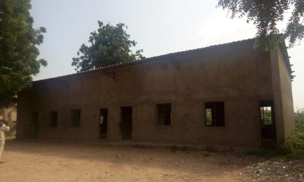 #CompleteMagami: Tracking Completion of Islamiyya Class Room Block at Magami in Sumaila Local Government Area