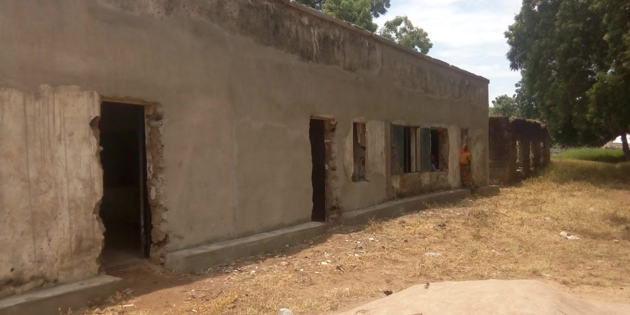 #EducateParda: Tracking NGN 3.8 million the Renovation of 2 blocks of 4 classrooms and 2 offices at Parda Primary School, Fufore LGA, Adamawa State